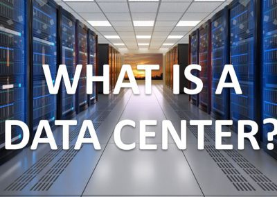 What is a Data Center? Presentation