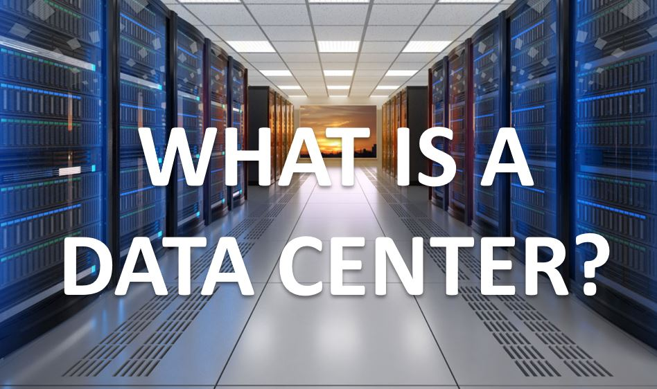 What is a Data Center Image