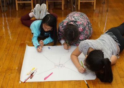 NIA - Kids drawing group 2