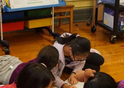 NIA - Kids drawing group